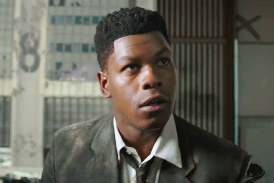 John Boyega and Ridley Scott star in this ad encouraging you to 'get lost' at the cinema