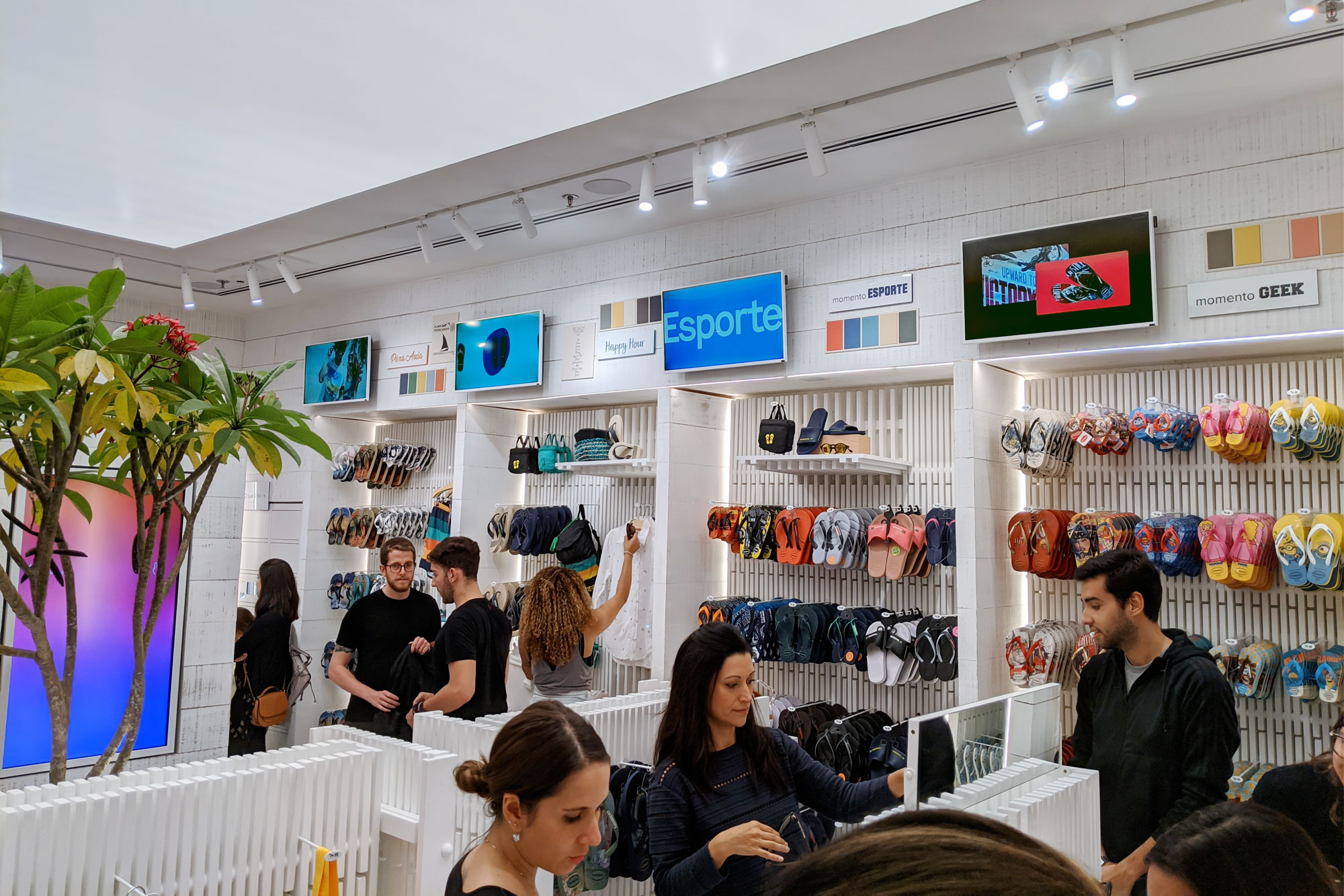 Havaianas: New Store Concept