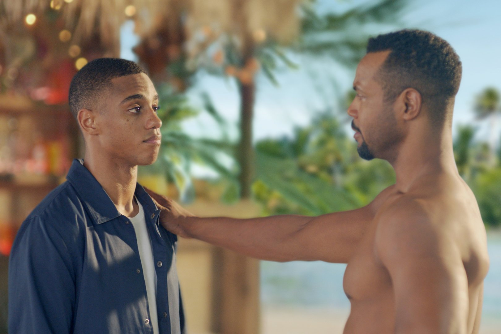 Old Spice Guy returns for 10th anniversary with new ads co-starring 'son' Keith Powers