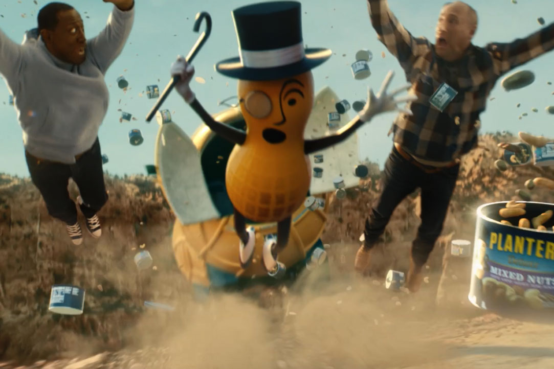 Planters really has killed off Mr. Peanut, with a funeral planned for the Super Bowl
