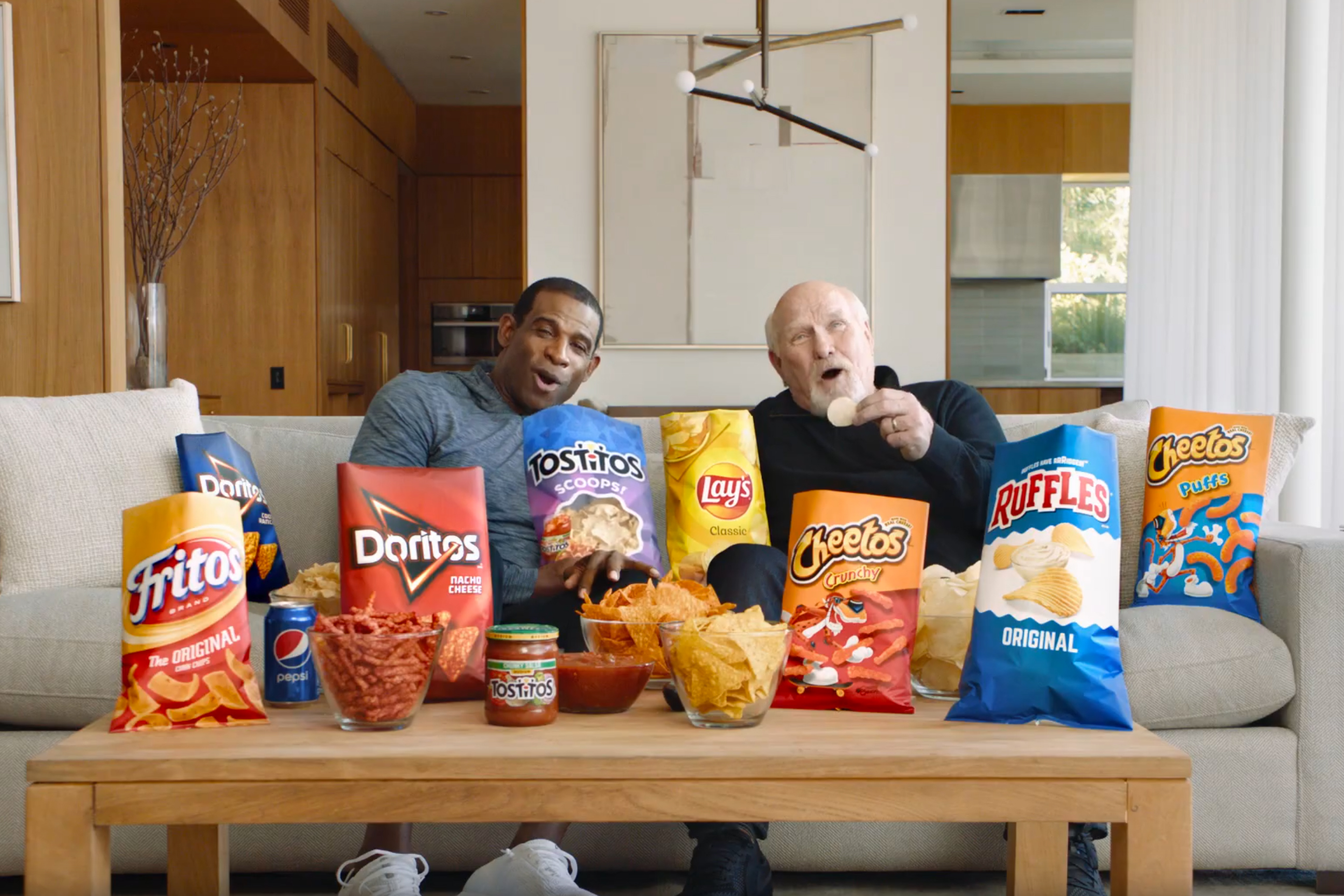 Why Frito-Lay is saying 'Super Bowl' nonstop: Marketer's Brief