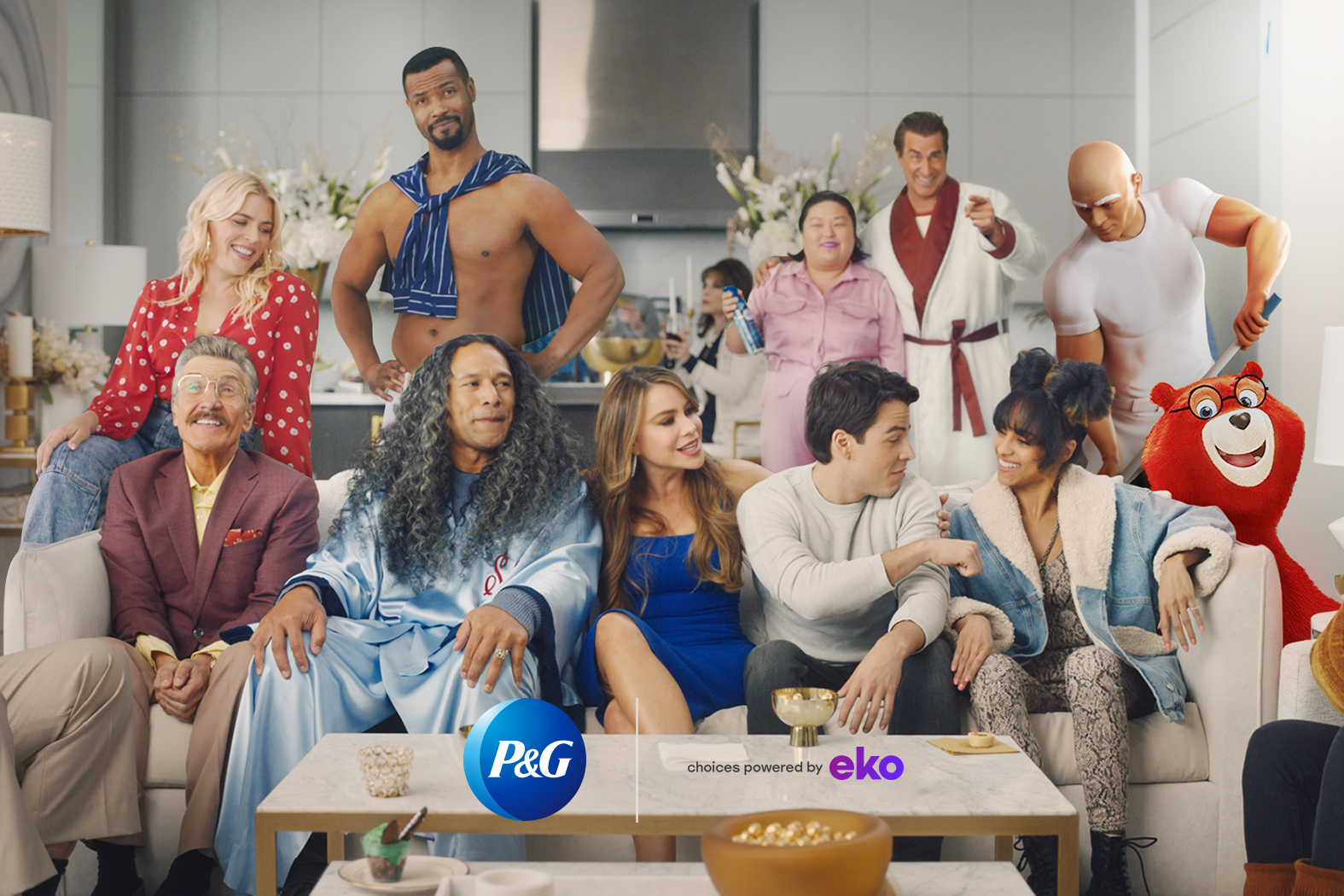 Super Bowl alert: what's trending, and it's another P&G ad