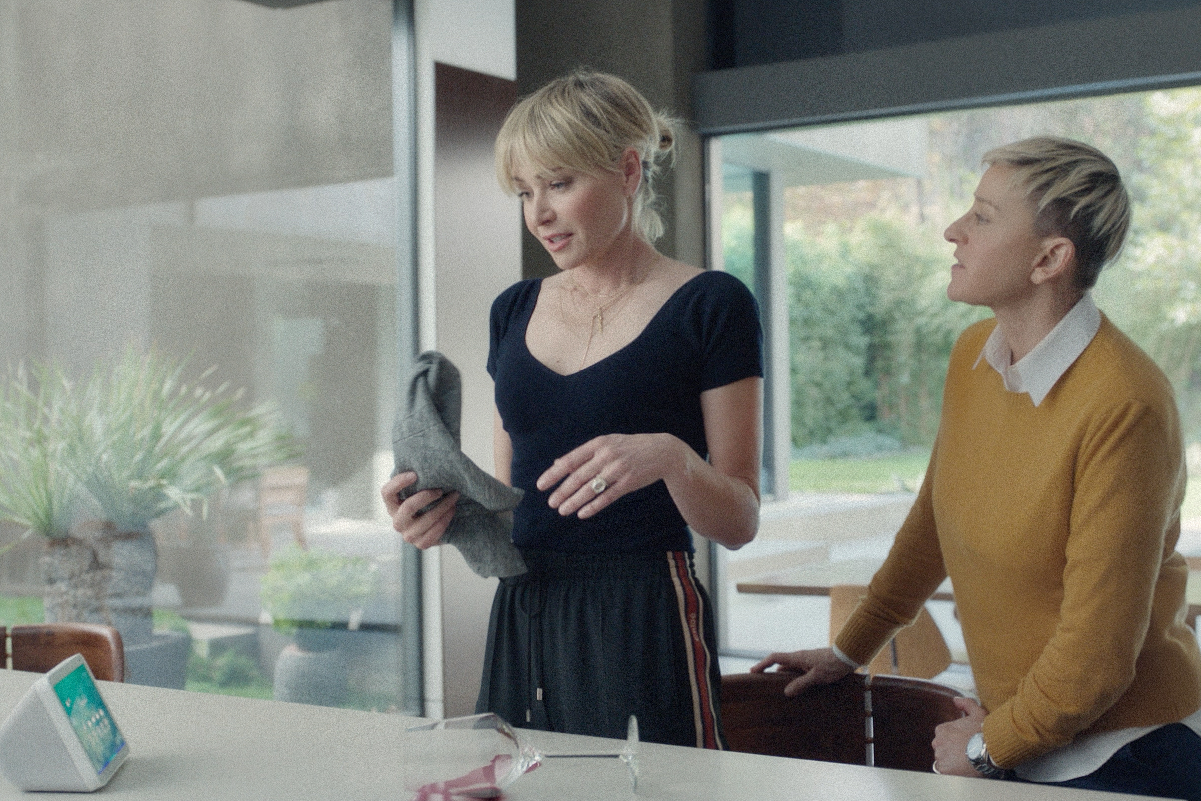 Amazon returns to Super Bowl with Ellen DeGeneres and Portia de Rossi