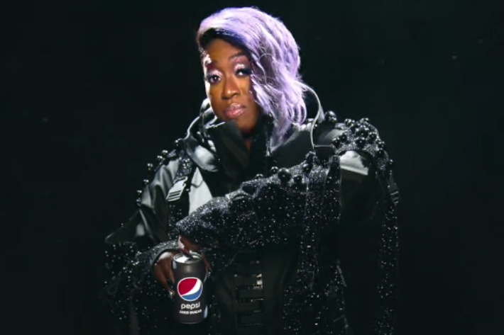 Missy Elliott and H.E.R. redo 'Paint it Black' in Super Bowl commercial