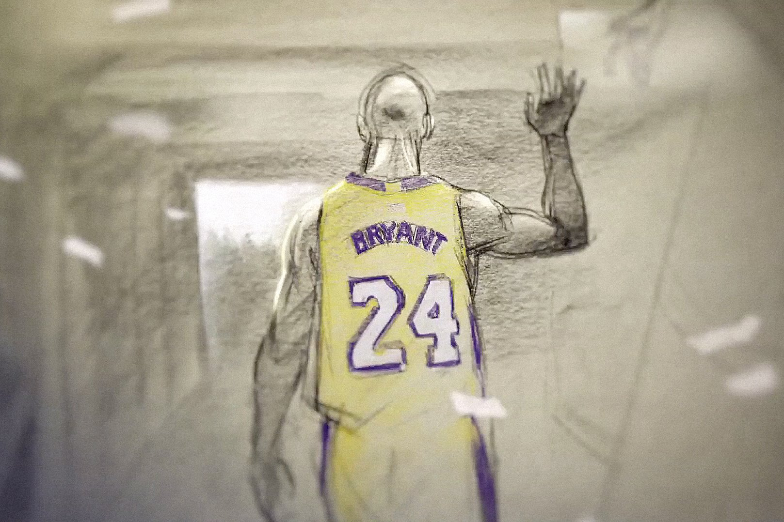 A look back at Kobe Bryant in marketing and film
