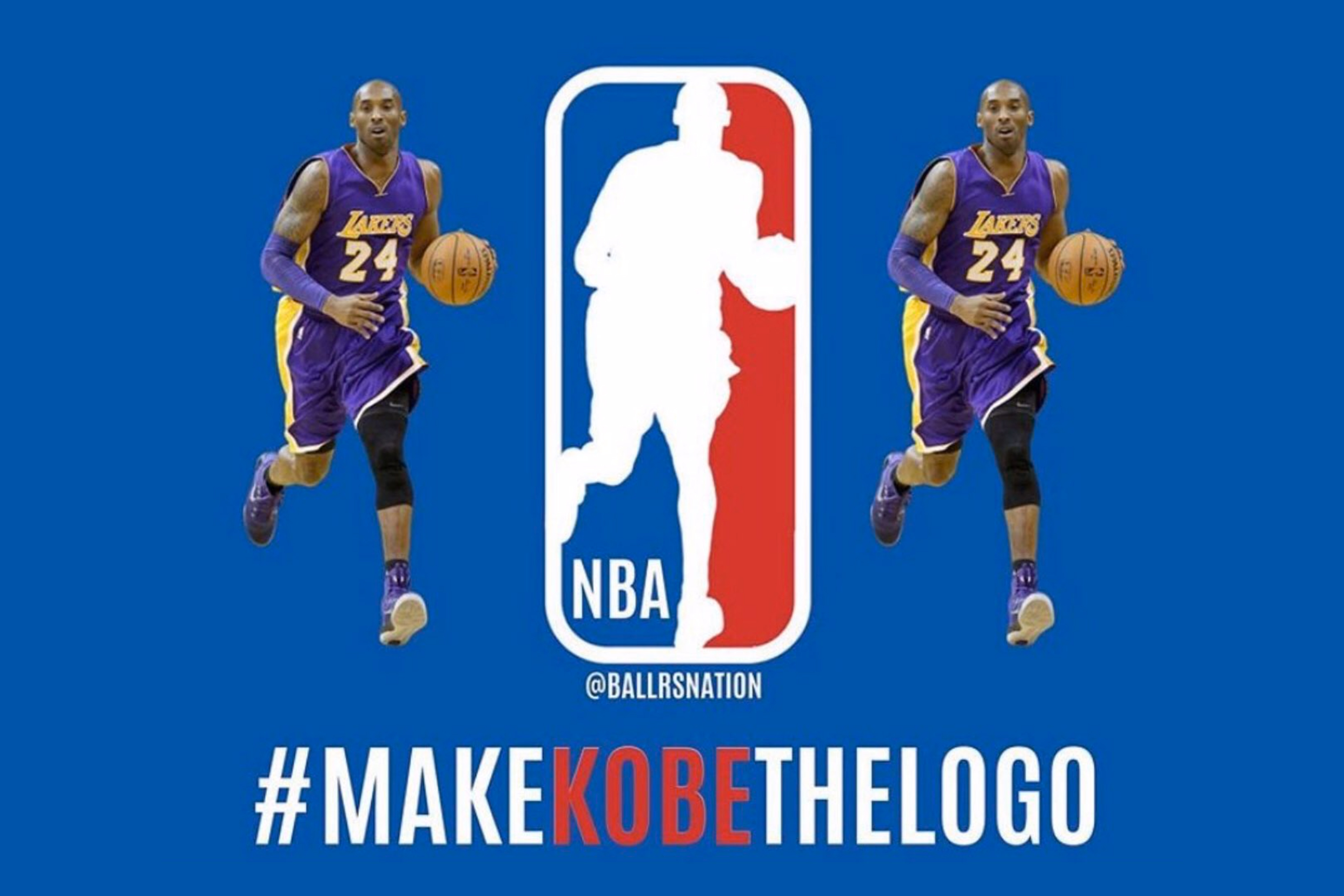 Kobe Bryant 24 8 Los Angeles LA Lakers NBA basketball logo National Basketball Association petition signatures Change.org Gigi Gianna Bryant Calabasas California helicopter crash Super Bowl marketing Jamal Crawford Larry Nance Jr.