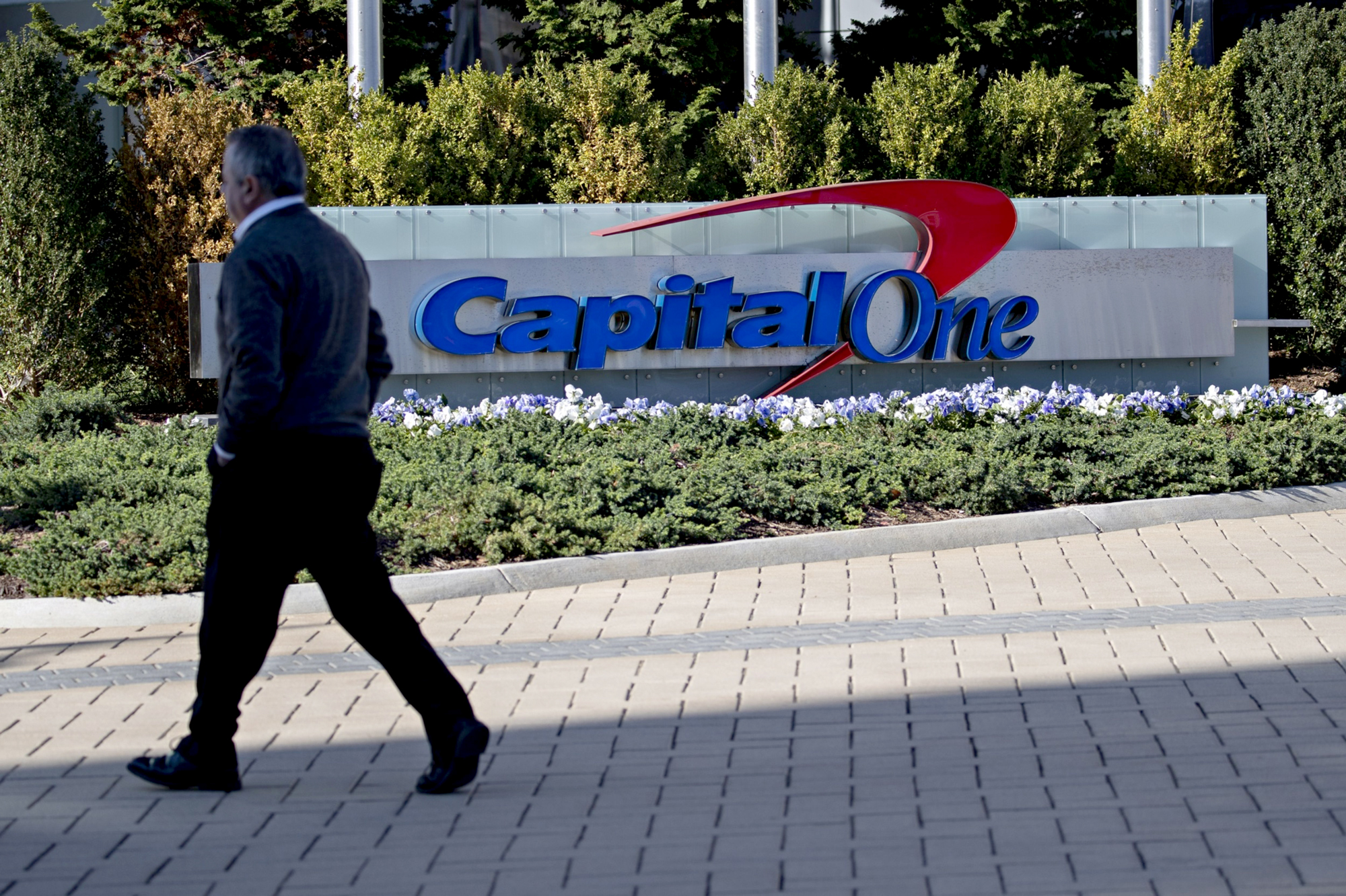 Capital One and DDB part ways