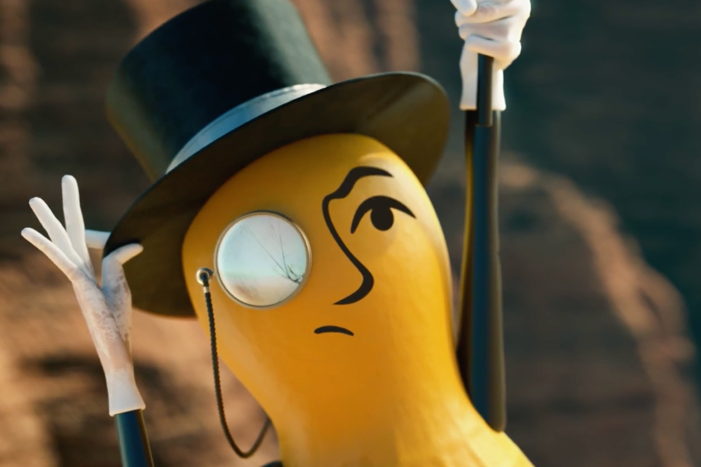 Planters cuts its Super Bowl pregame ad and will air Mr. Peanut's funeral earlier in the game