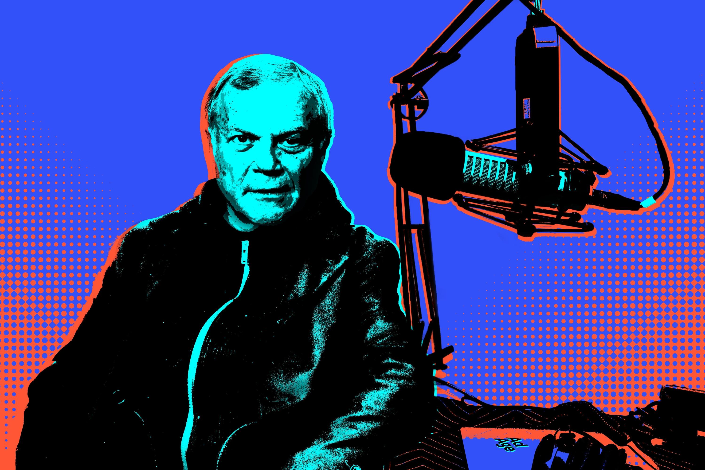 Martin Sorrell at 75