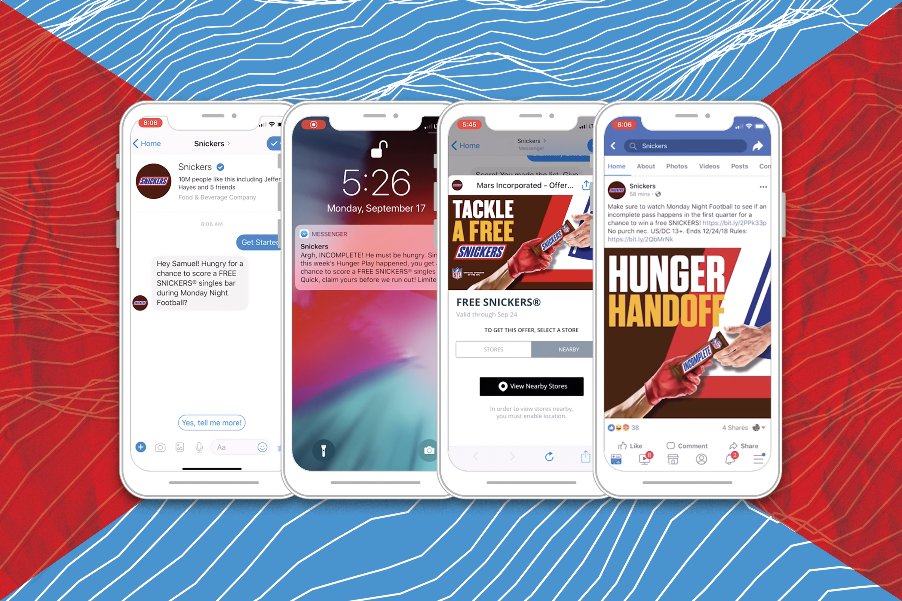How brands are using Apple, Google, Facebook and texting to chat up consumers