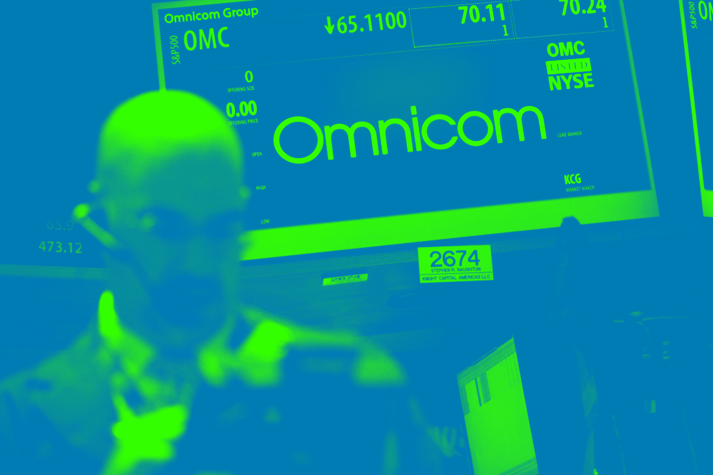 Omnicom shares rise on strong fourth quarter, full-year growth