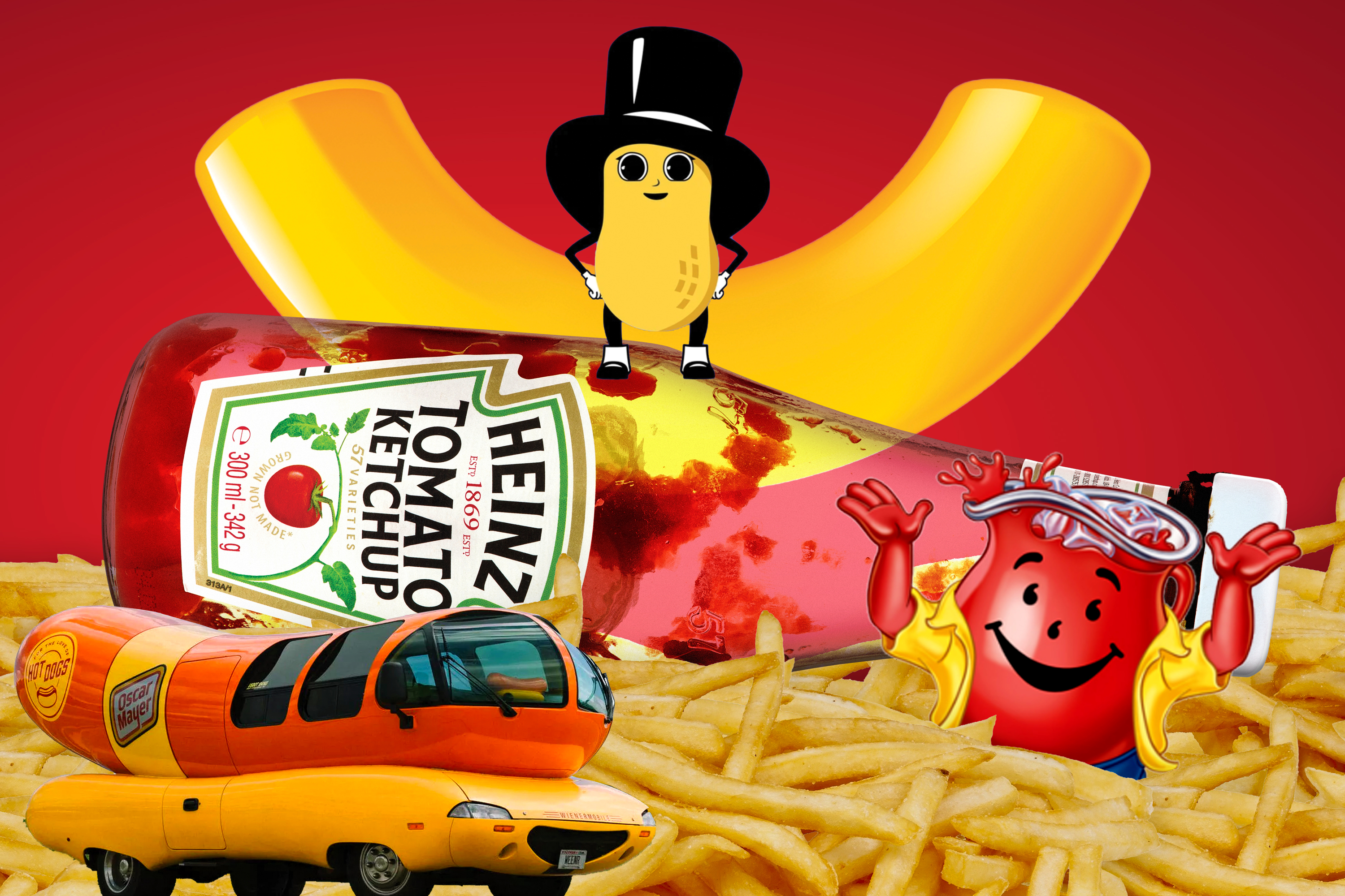Kraft Heinz plans to cut agency relationships in half and boost media spend by 30 percent