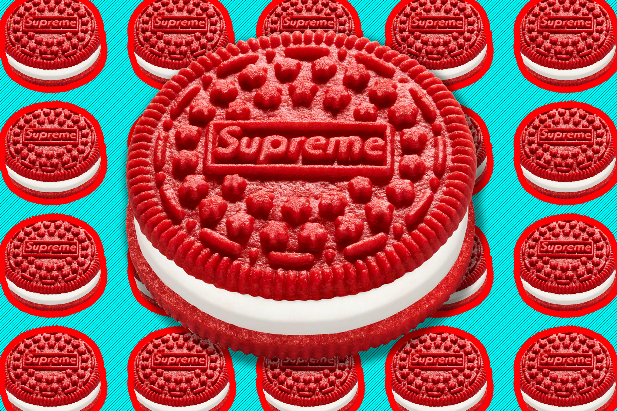 Supreme Oreos are coming at $8 for a three-pack