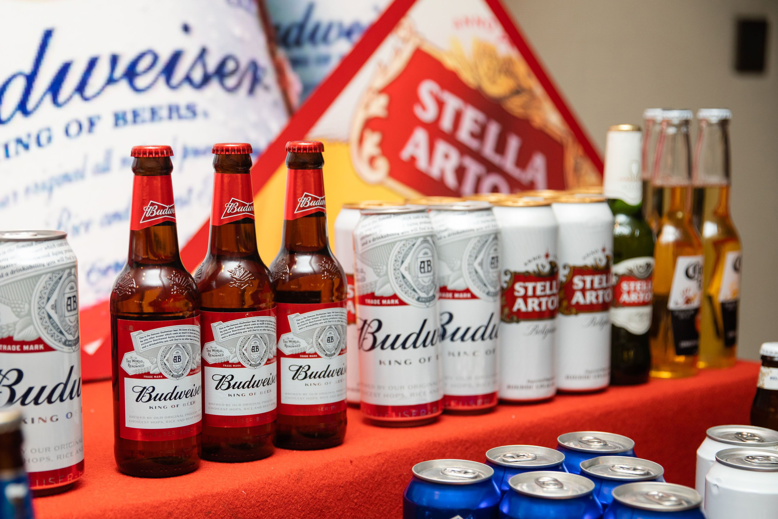 AB InBev expands partnership with Pereira O'Dell
