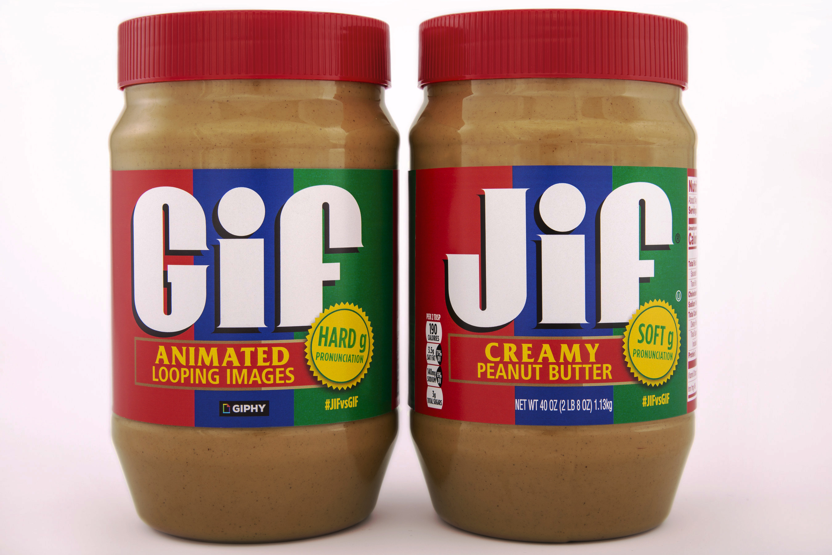 Jif peanut butter finally incorporates GIF' into a campaign. What took so long?