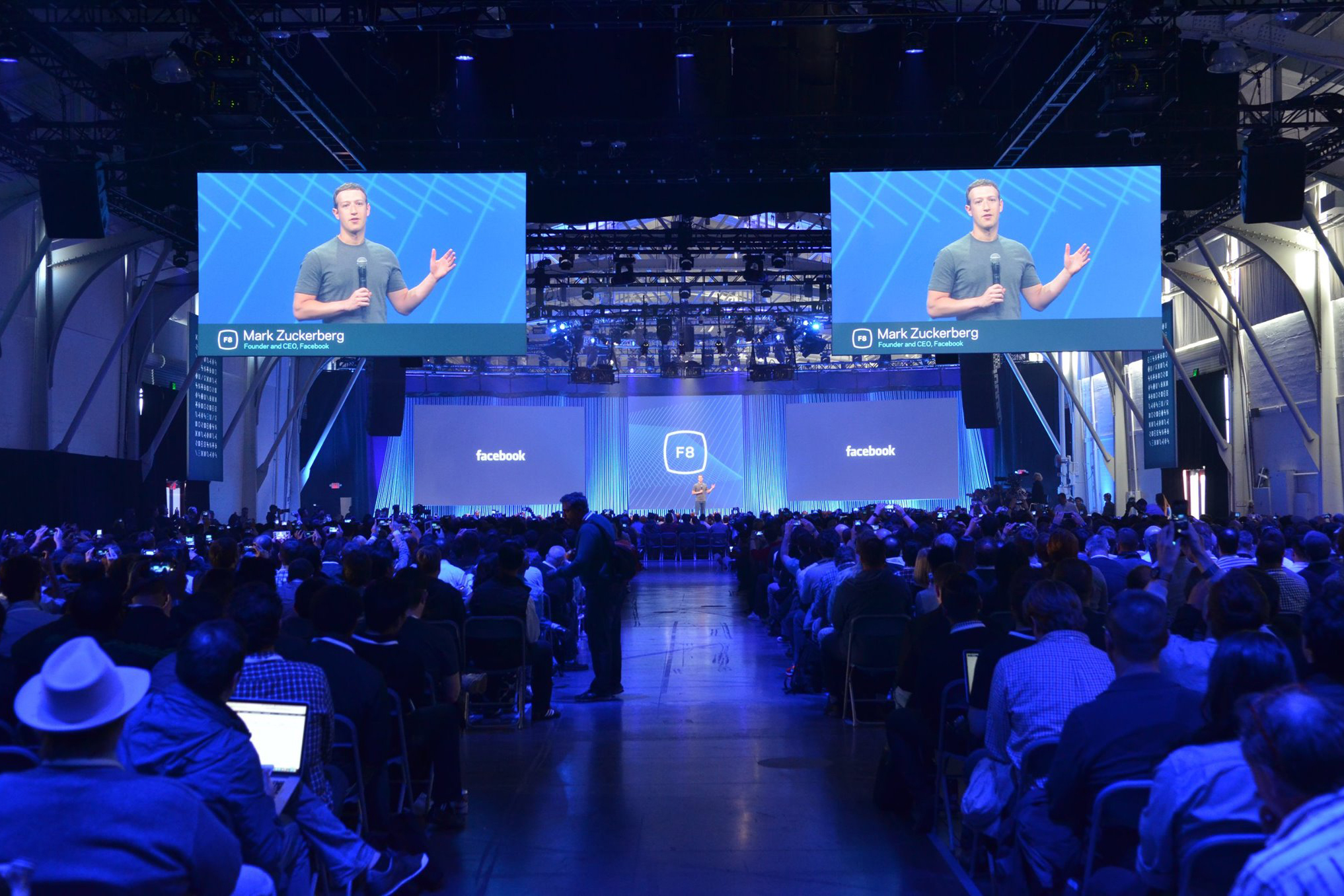 Facebook cancels F8 developer conference amid coronavirus threat