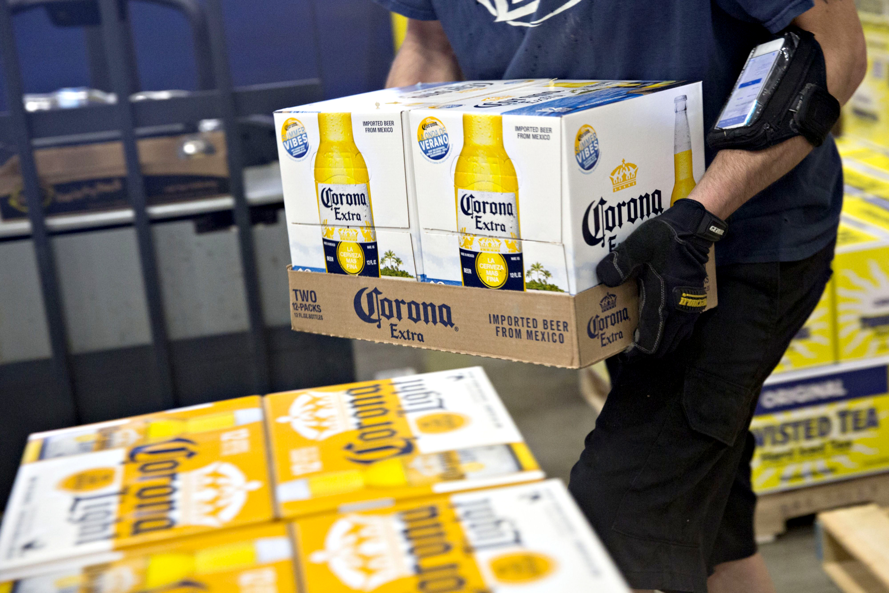 Corona's owner says sales are growing, hits back at a survey that suggested its hurt by coronavirus