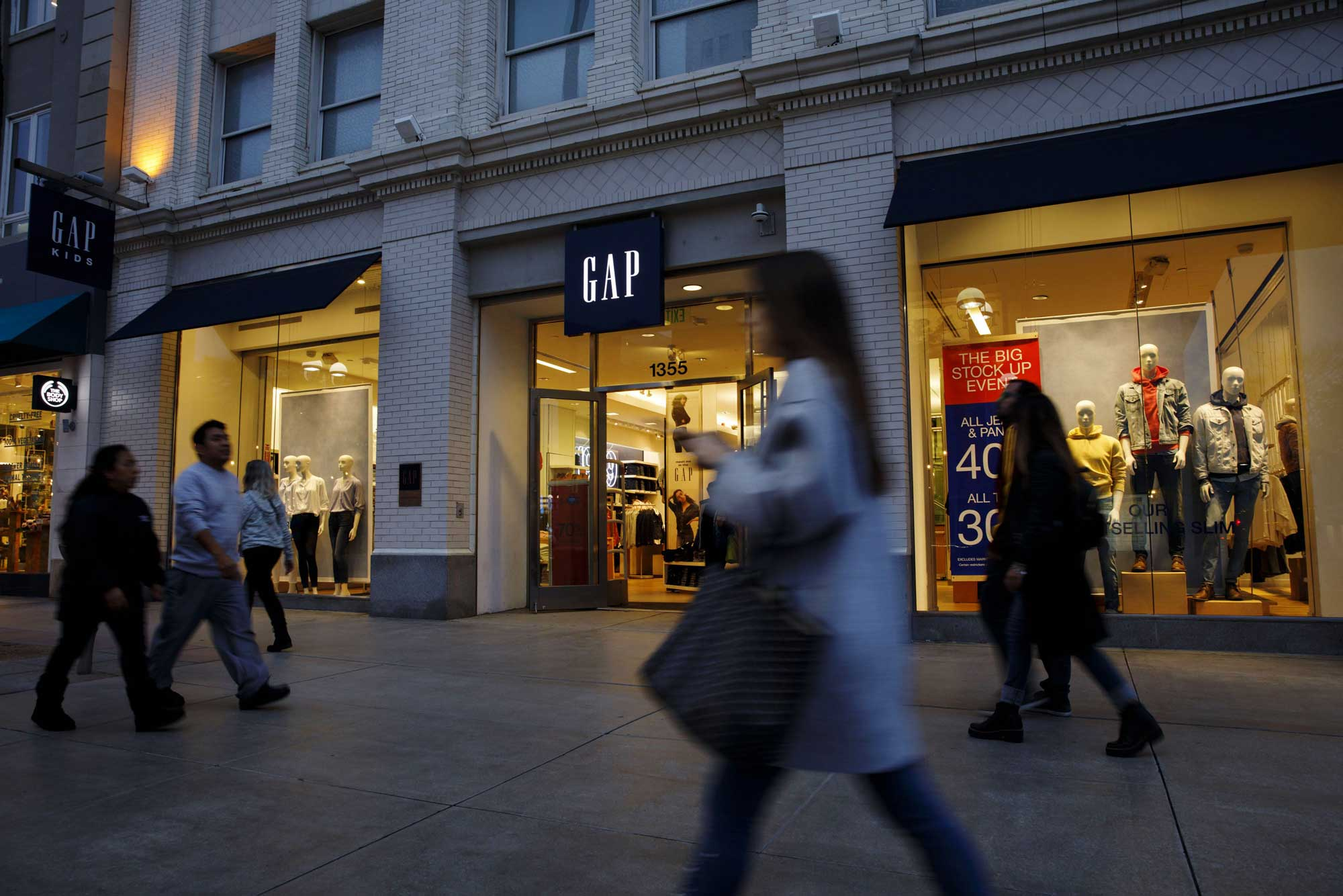 Gap halts global media review as coronavirus starts delaying ad shoots and pitches