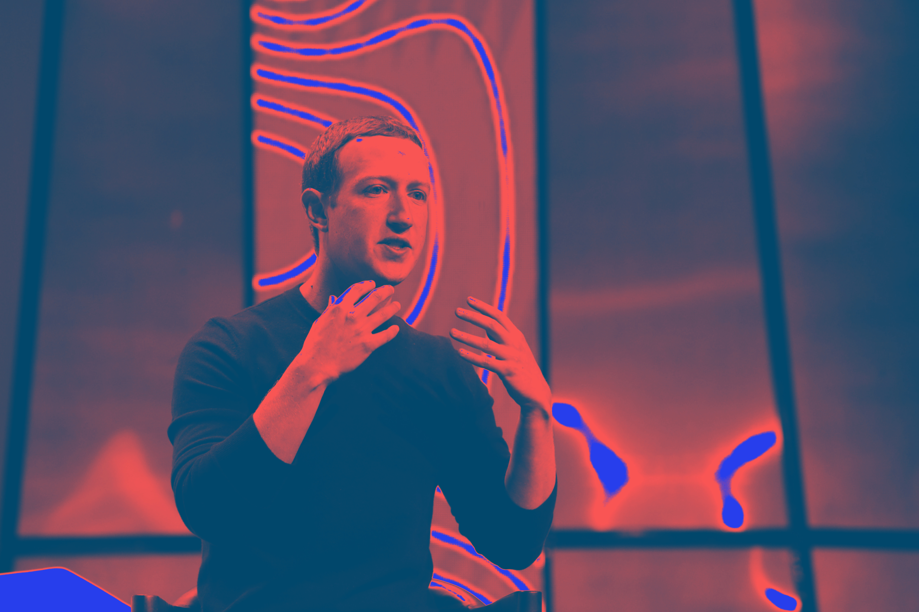 Facebook warns that ad business has been 'adversely affected' during pandemic