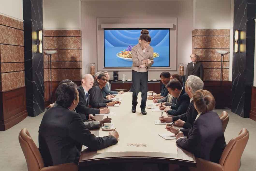 IHOP: Board Meeting