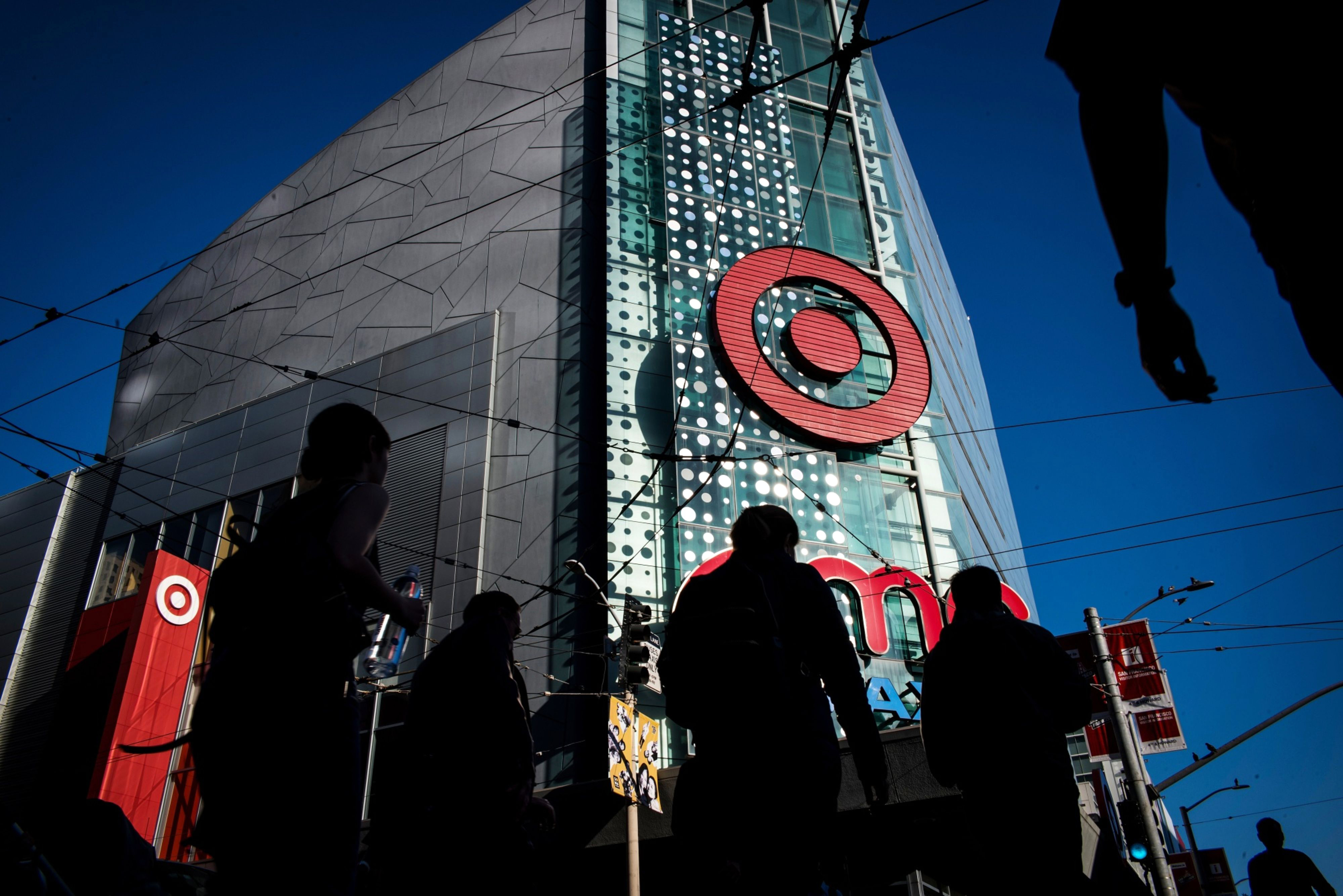 Target says it is meeting consumer demand amid coronavirus concerns