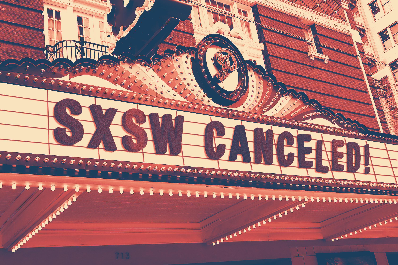 SXSW is canceled