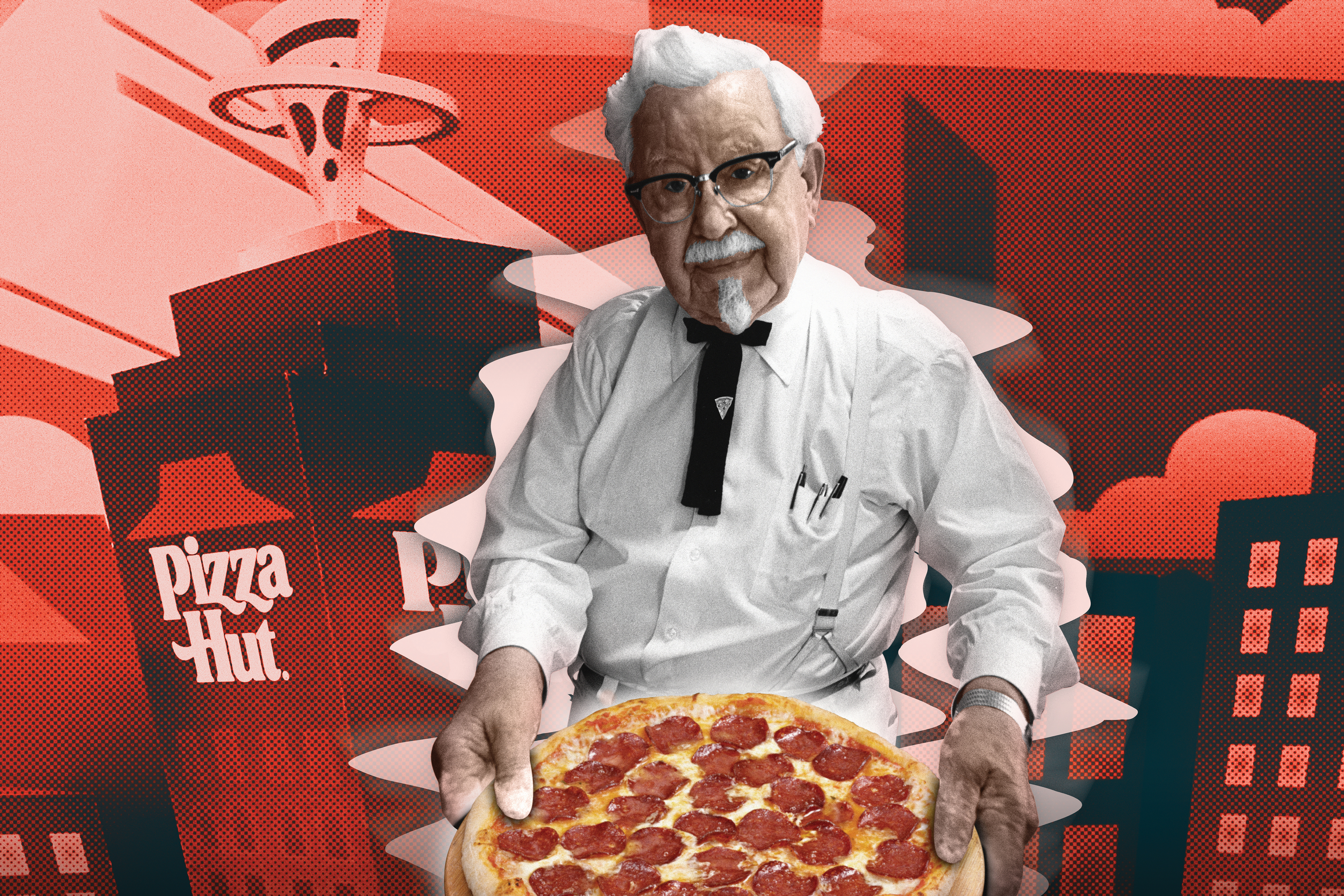 Can the team trying to pull off Pizza Hut's comeback deliver?