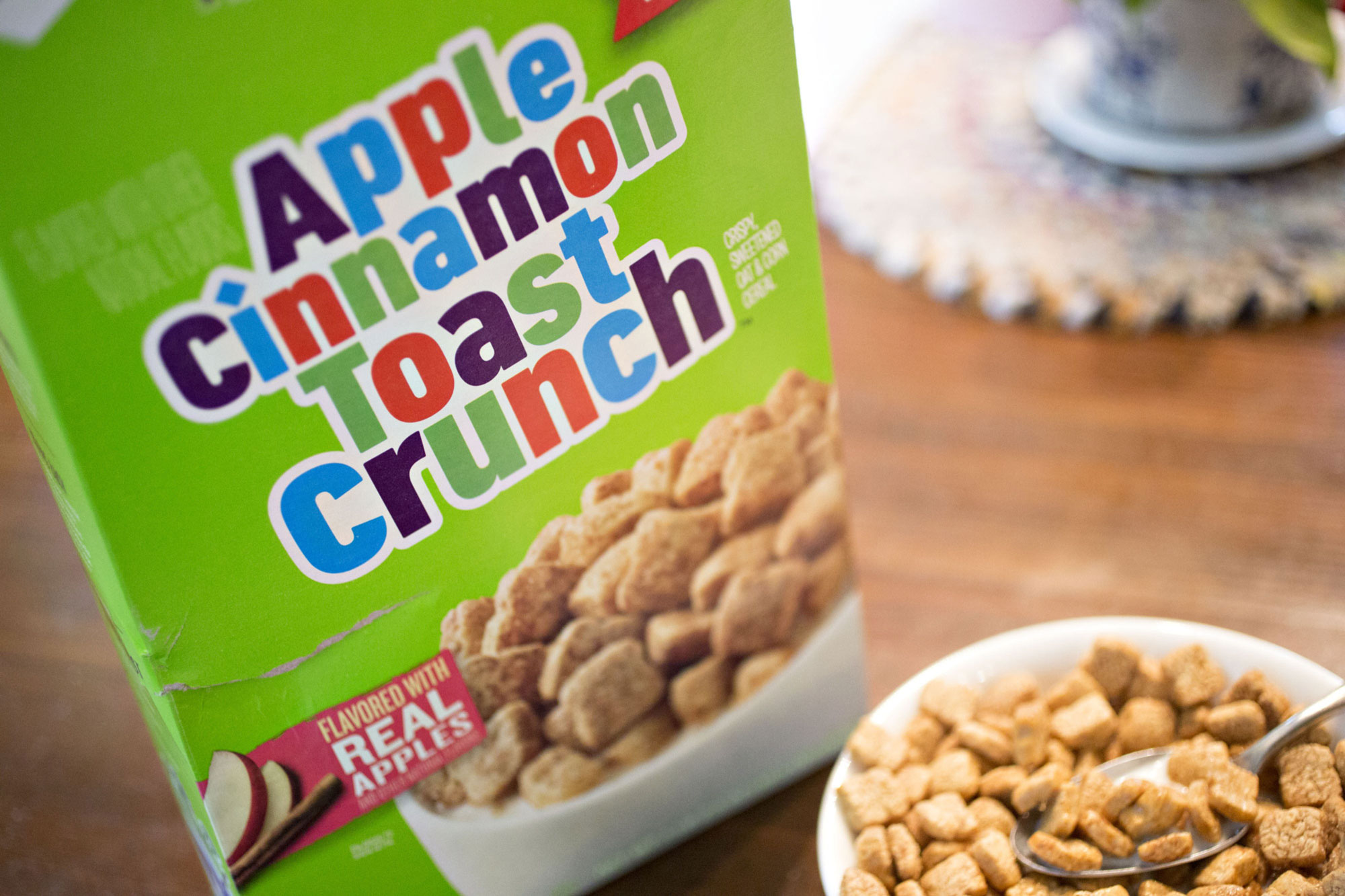 Why we need Cinnamon Toast Crunch and 'Law & Order SVU': Thursday Wake-Up Call