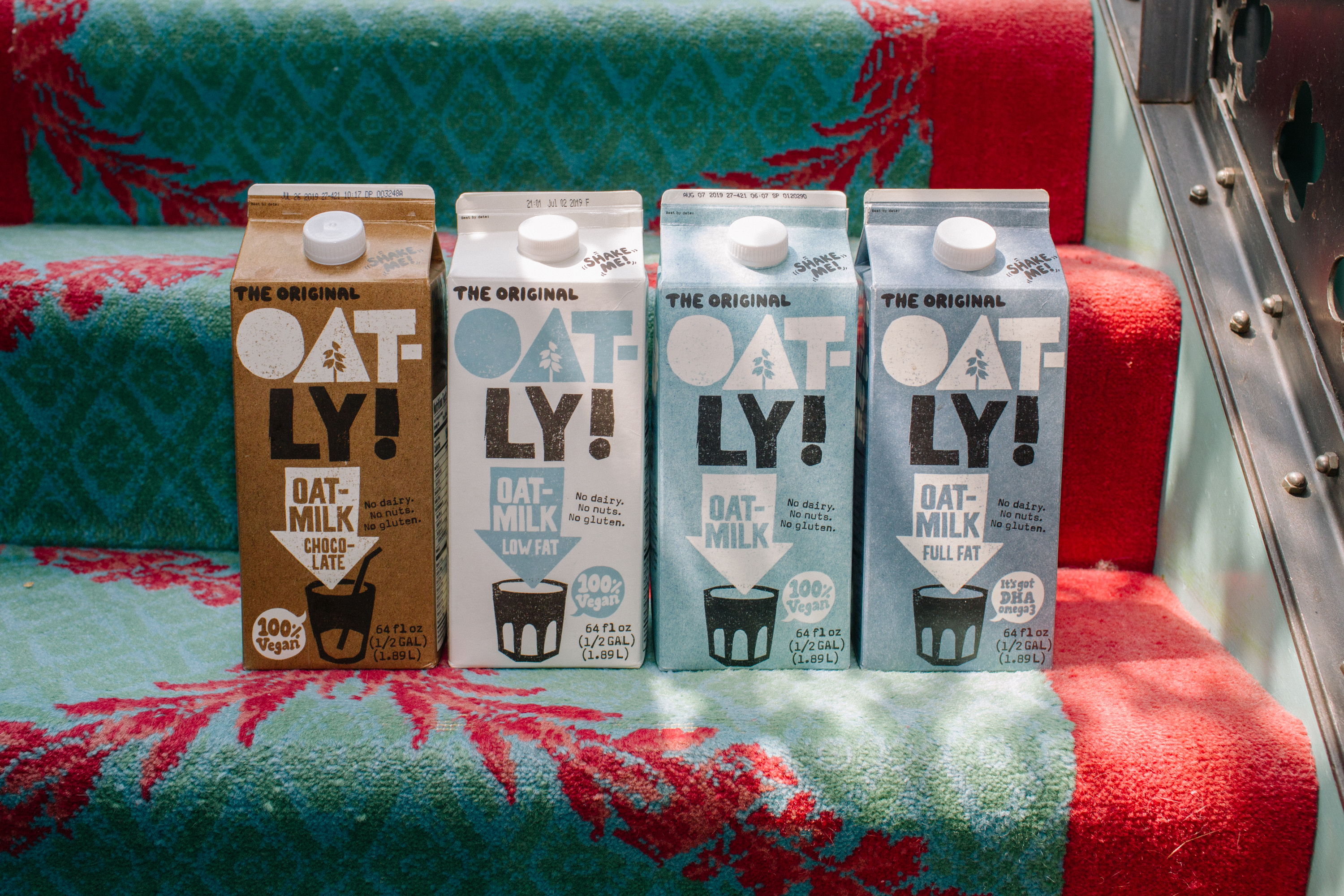 How oat milk became a must-have in the age of coronavirus