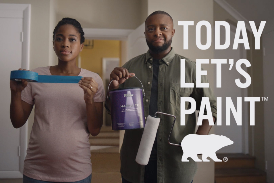 Behr: Today Let's Paint