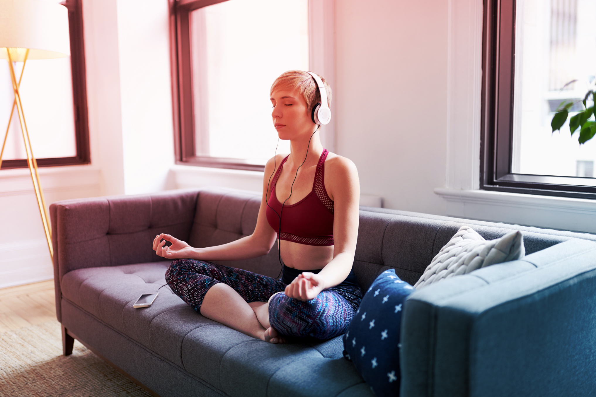 Meditation, wellness brands like Headspace open up their offerings, add more content