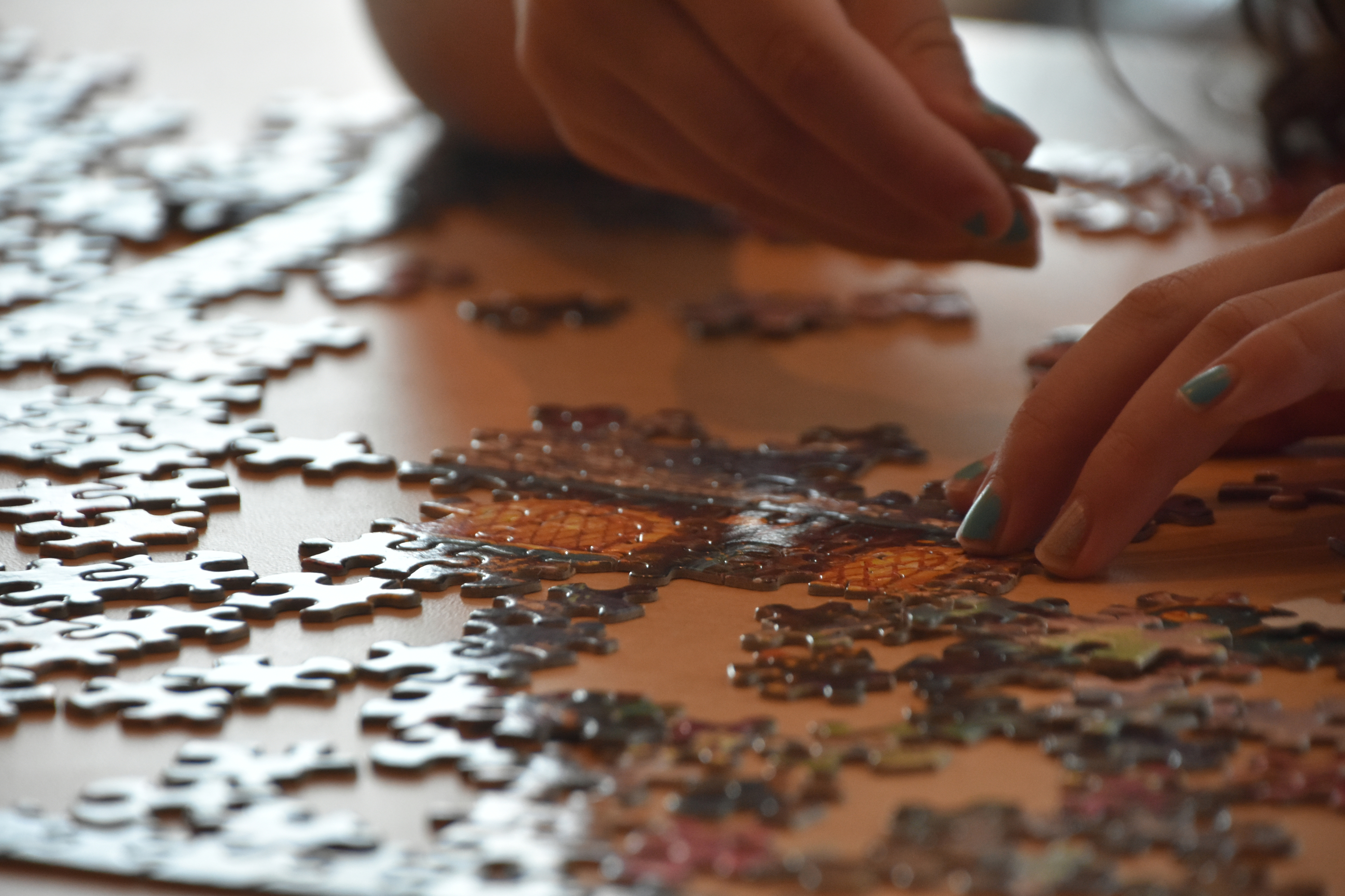 Jigsaw puzzles are having a moment, but good luck finding one