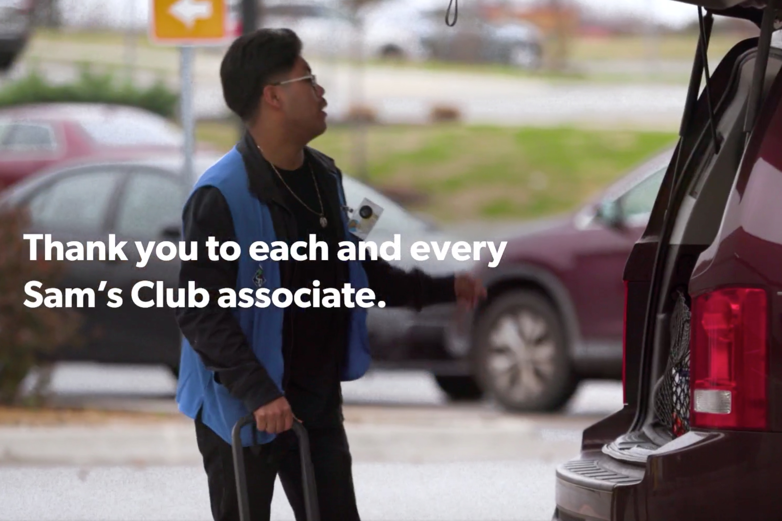 Sam's Club honors 'retail heroes' in rare primetime ad for brand Wednesday night