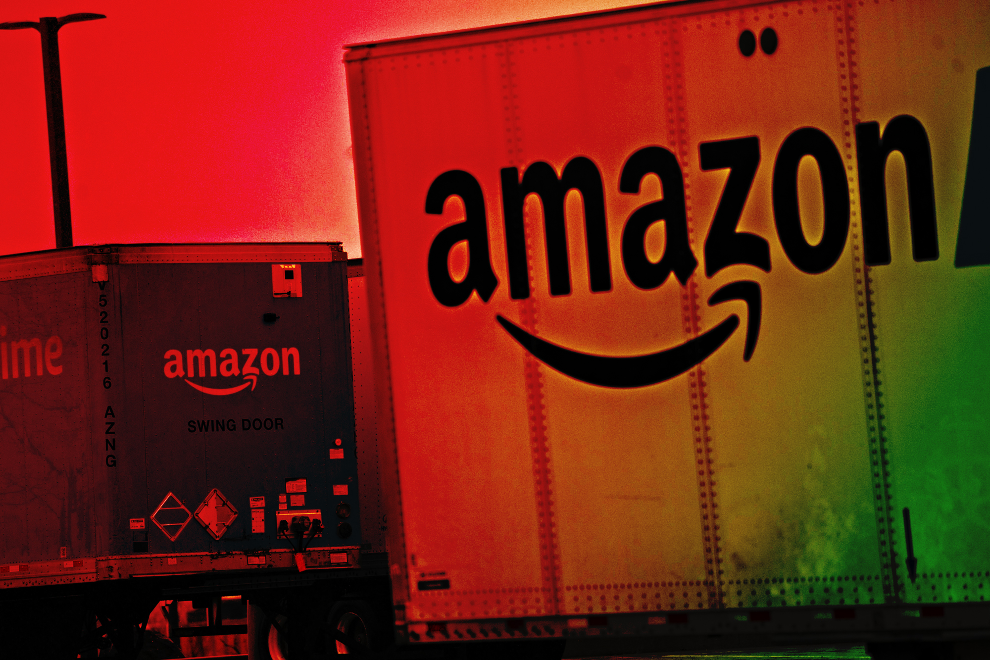 Amazon surprisingly lags competitors like Walmart and Target in e-commerce surge