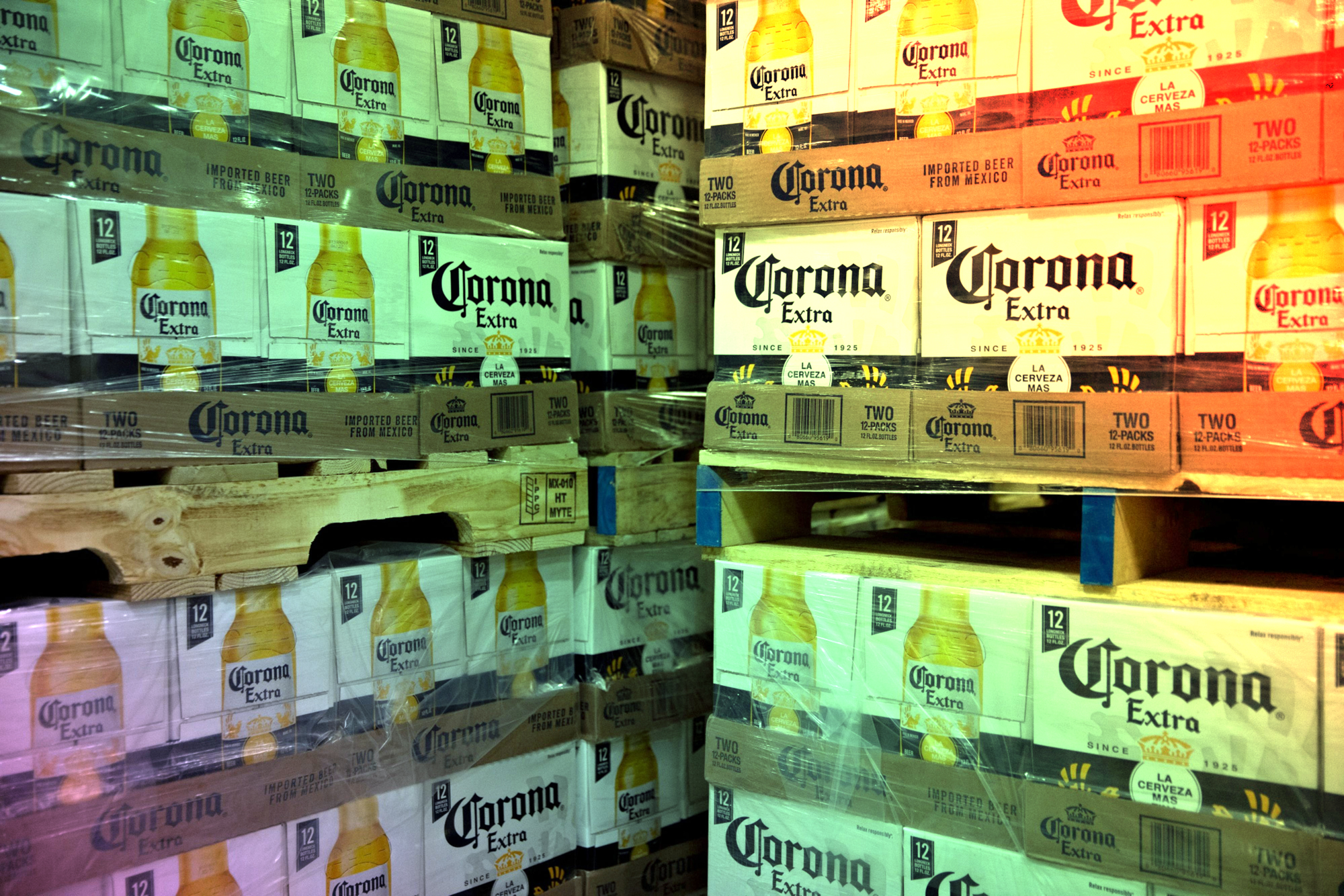 Corona Beer among the 'winners' in coronavirus sales surge
