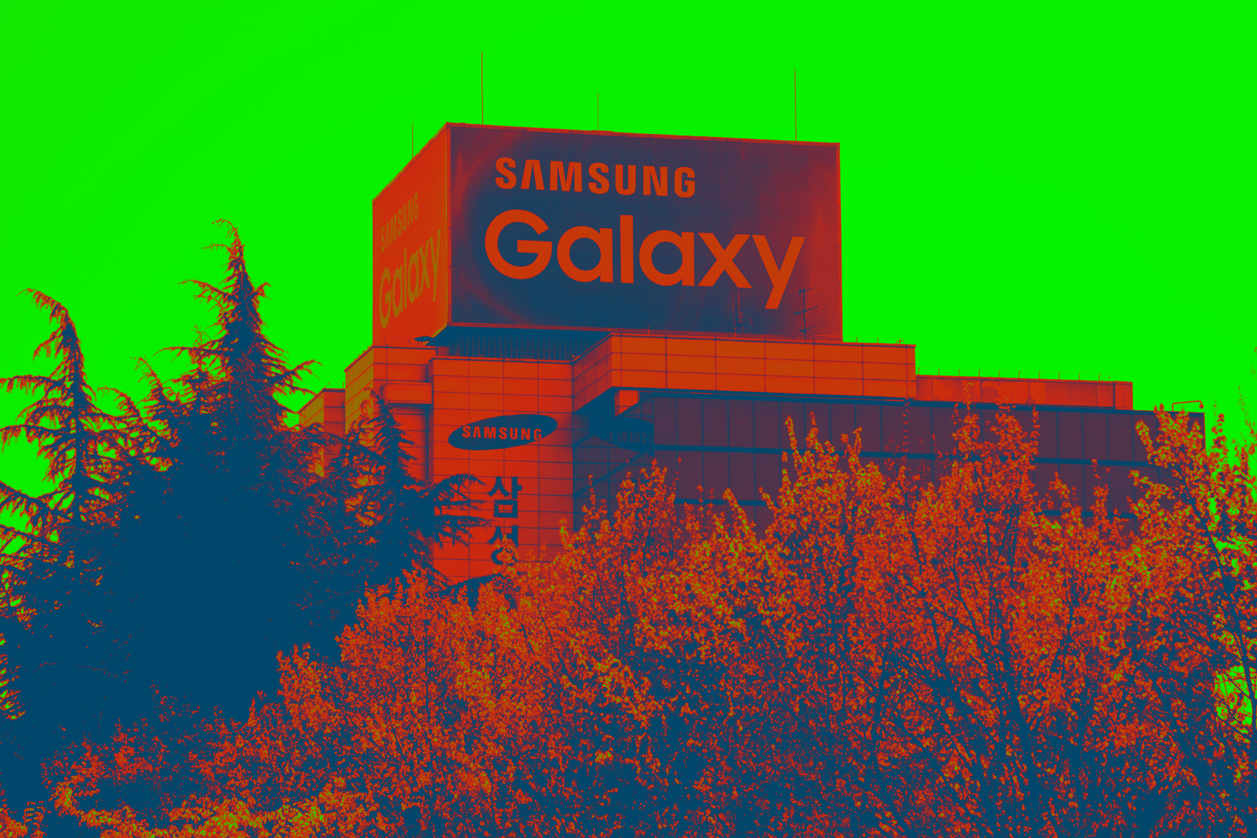 Samsung's better-than-expected profit showcases a rare bright spot in the pandemic