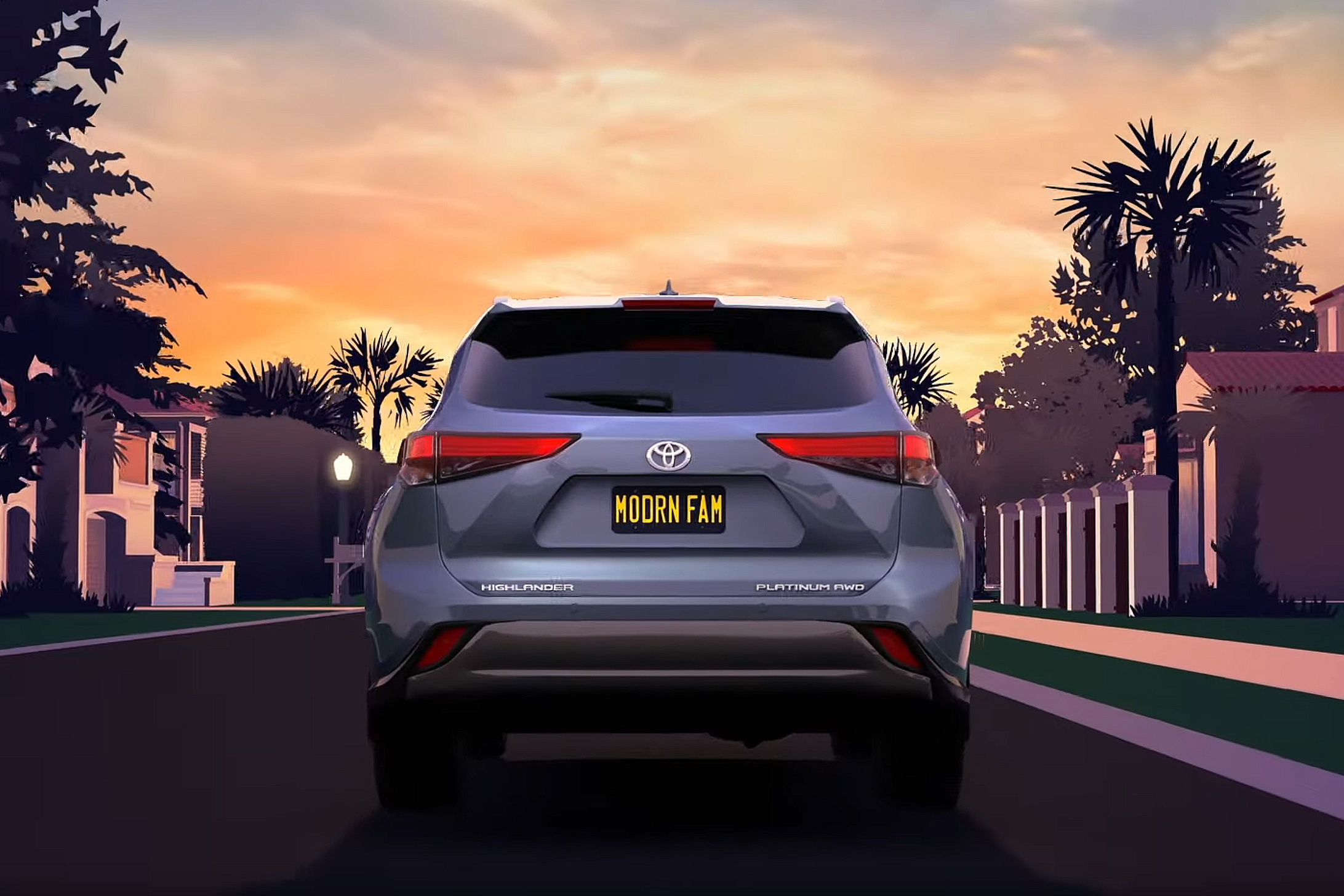 Watch Toyota's tribute ad to 'Modern Family' as the ABC series ends tonight