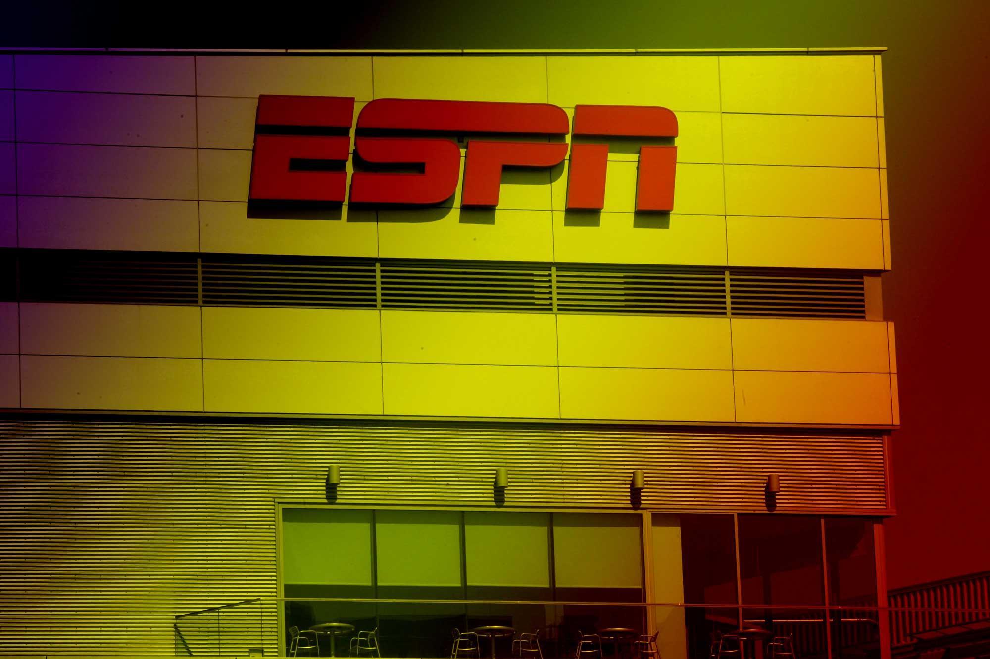 ESPN building