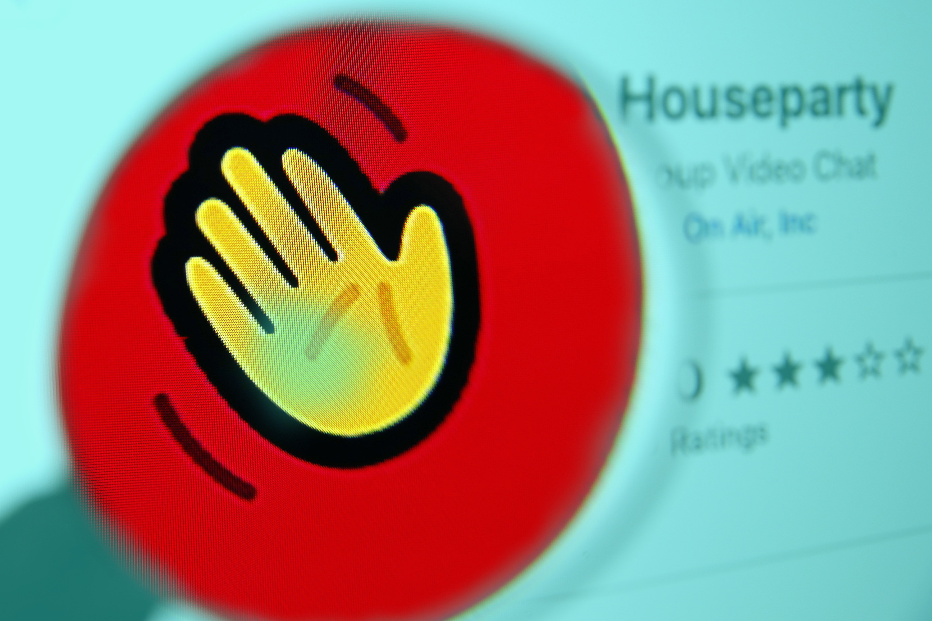 Houseparty vies with Zoom to be the app of choice for homebound chatters