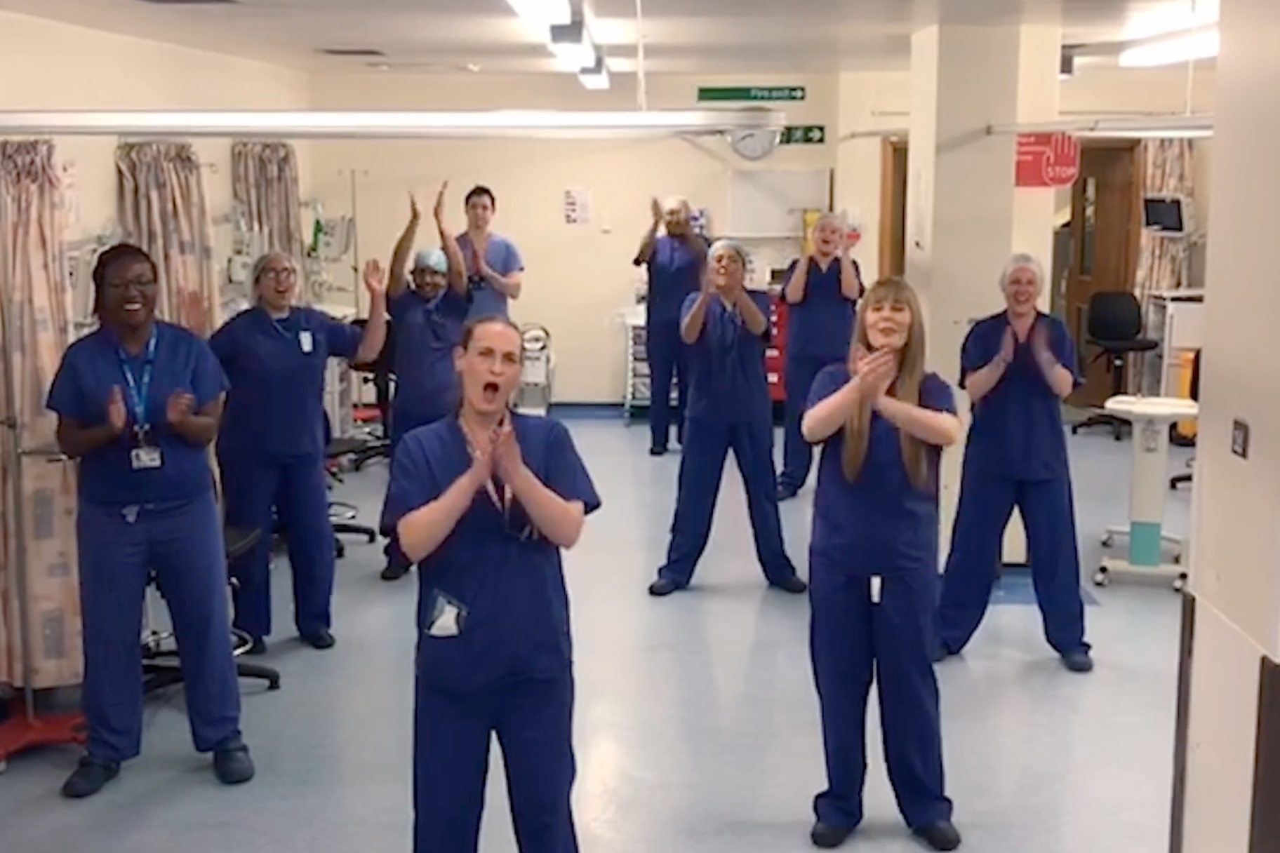 ITV: Clap from our carers