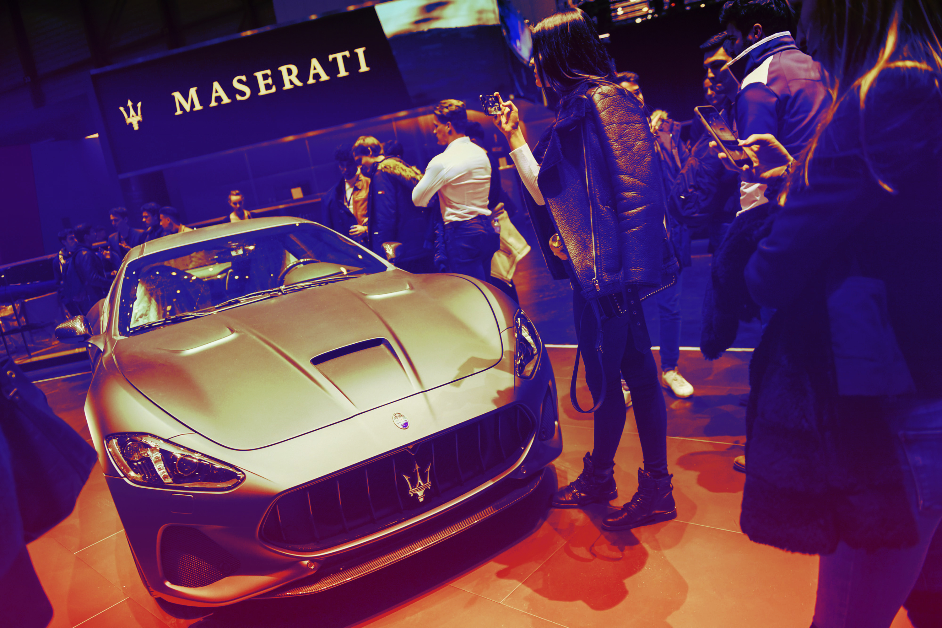 Maserati appoints Droga5 as global creative agency of record