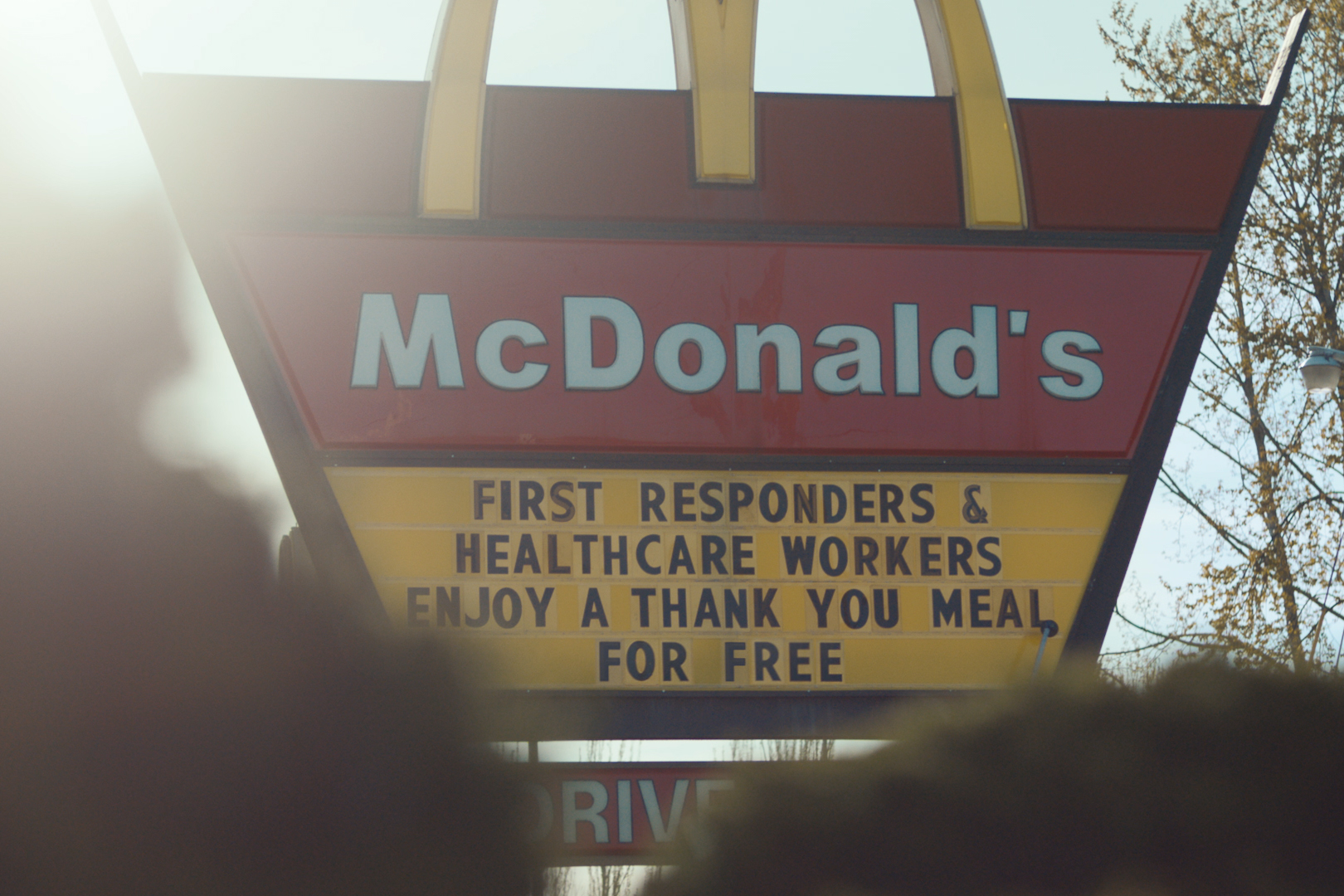 McDonald's promotes 'Thank You Meals' for first responders and Earth Day campaigns go virtual: Wednesday Wake-Up Call