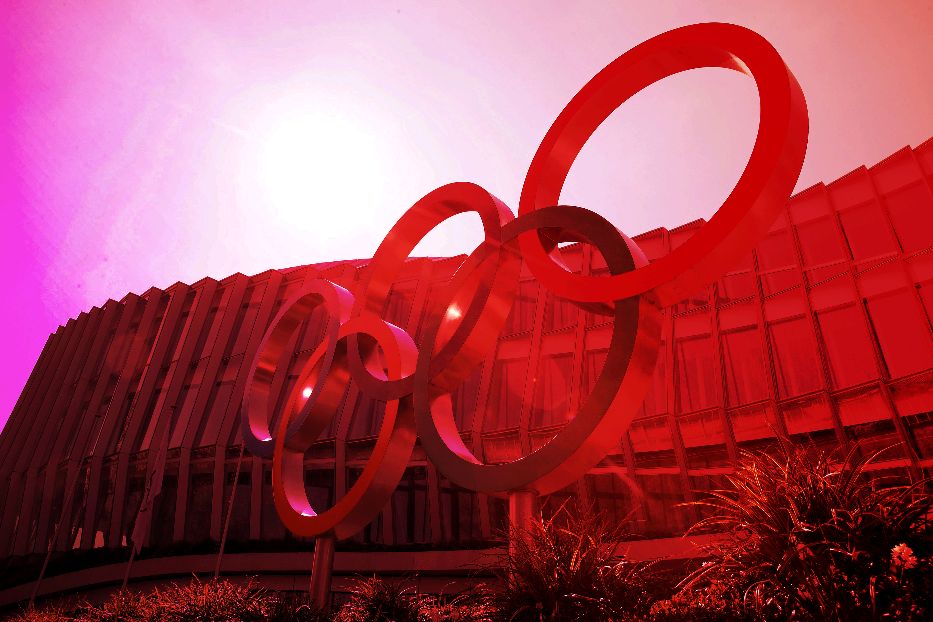 Head of Tokyo organizing committee sees Olympics canceled if virus isn't under control