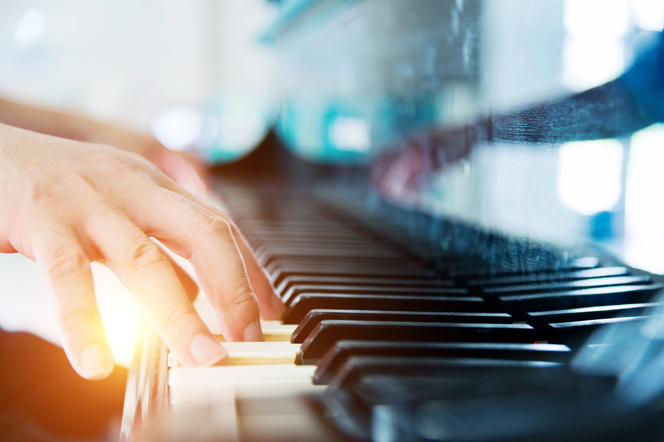 Opinion: Don't shoot me, I'm only the piano player