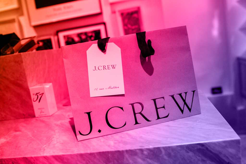 J. Crew files for bankruptcy protection