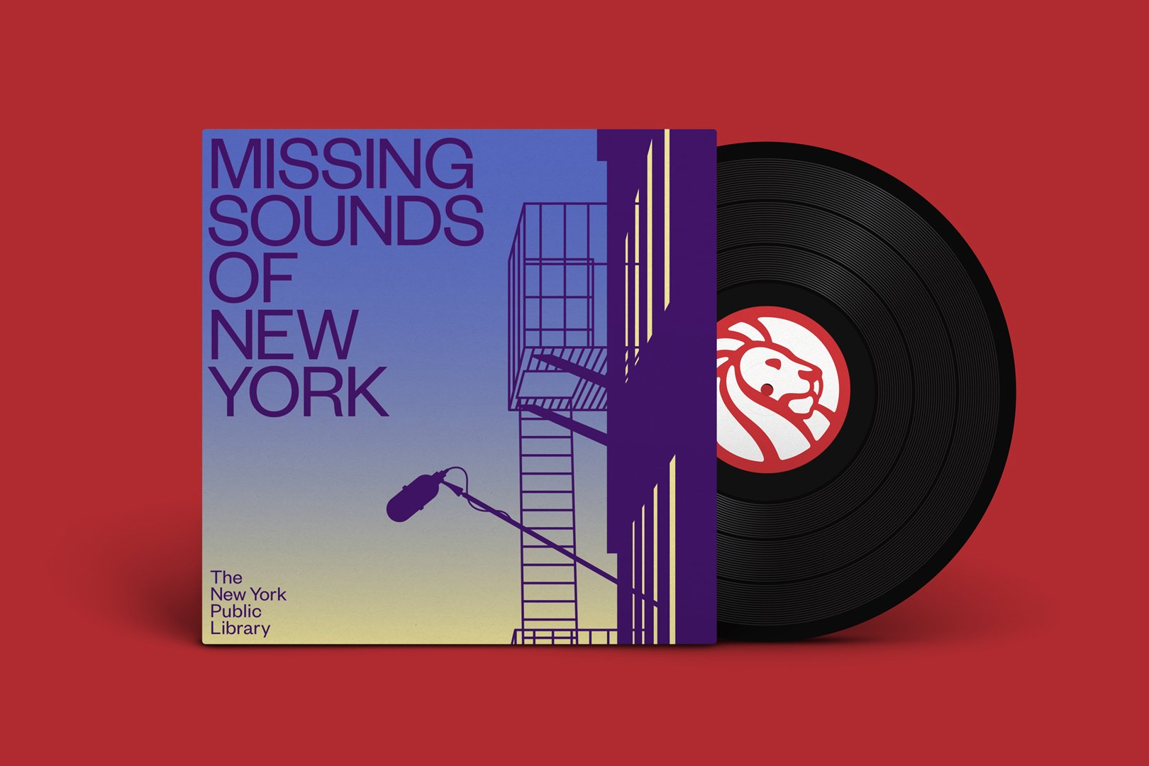 New York Public Library: Missing Sounds of New York