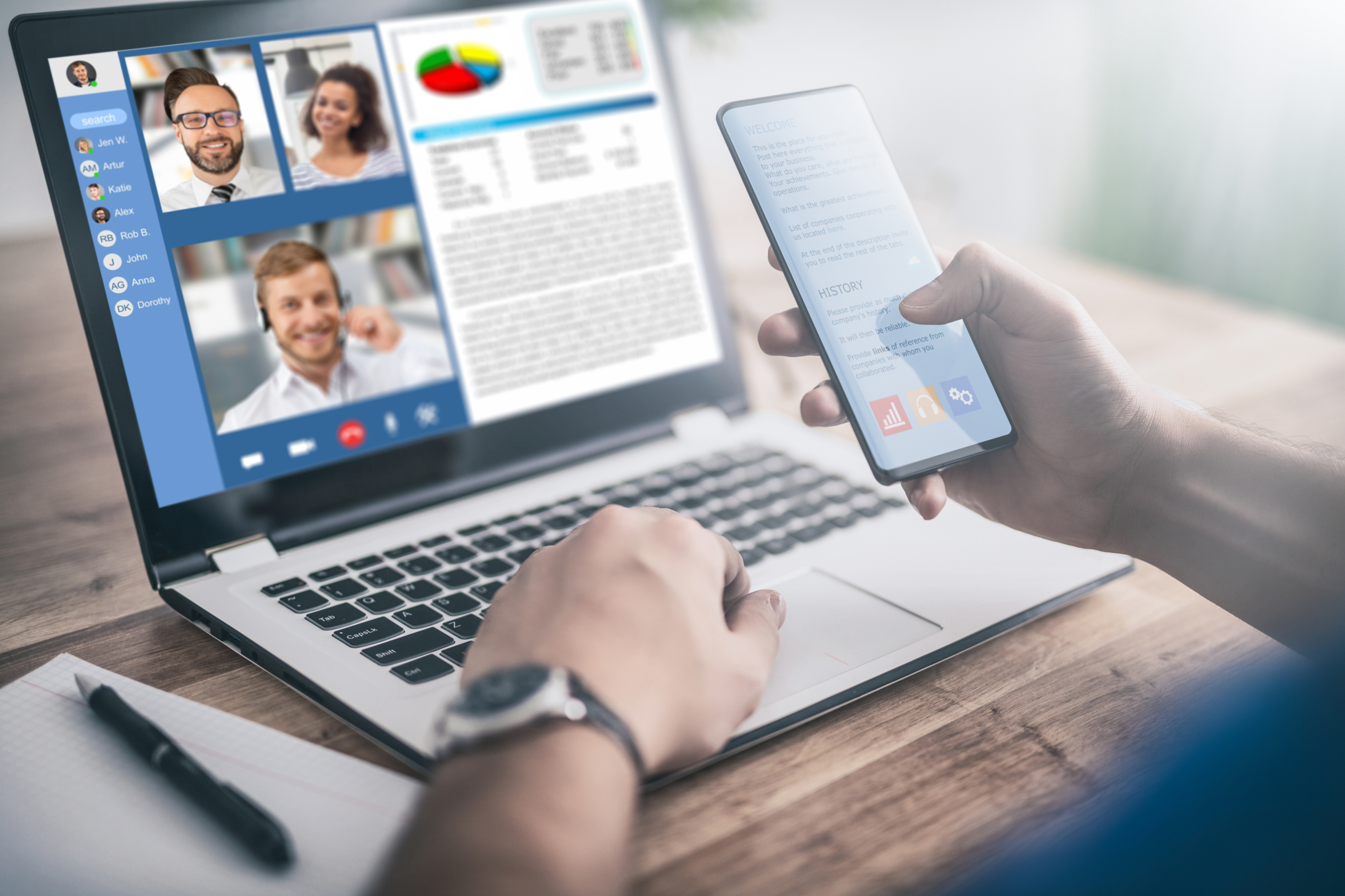 Opinion: Let's get serious about managing the remote workforce