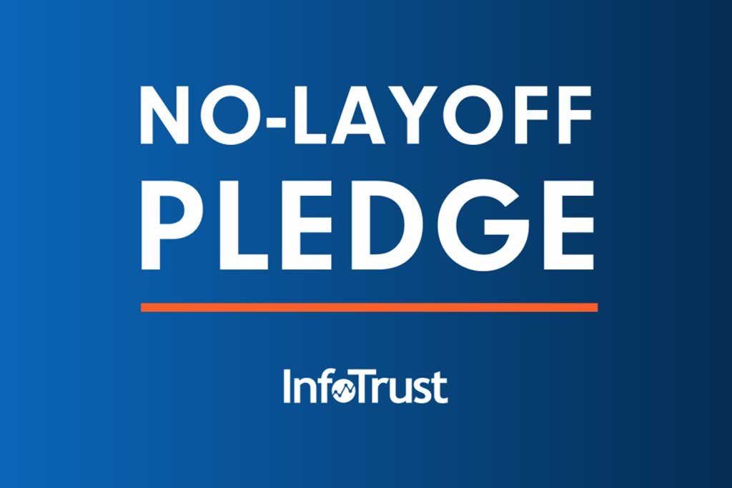 Marketing analytics firm pushes 'no layoffs' pledge