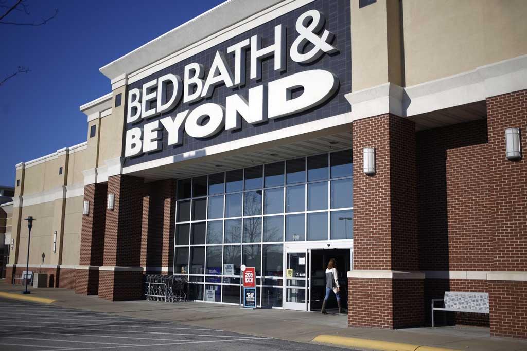 Bed Bath & Beyond hires L Brands exec for image overhaul