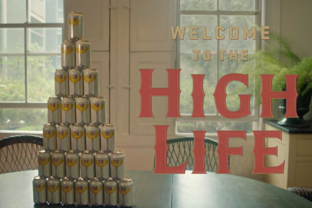 Miller High Life reconnects with Errol Morris to revive 'High Life Man' campaign